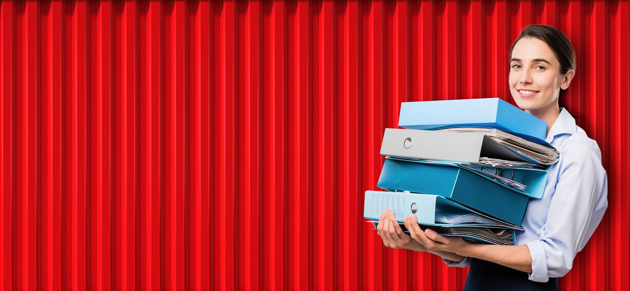 Akten digitalisieren und katalogisieren